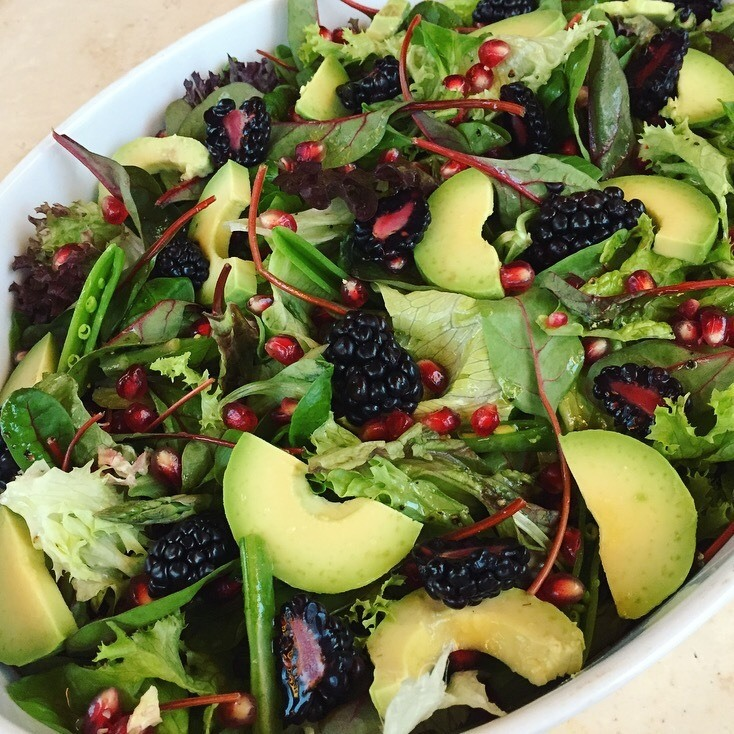 Salat til nytår