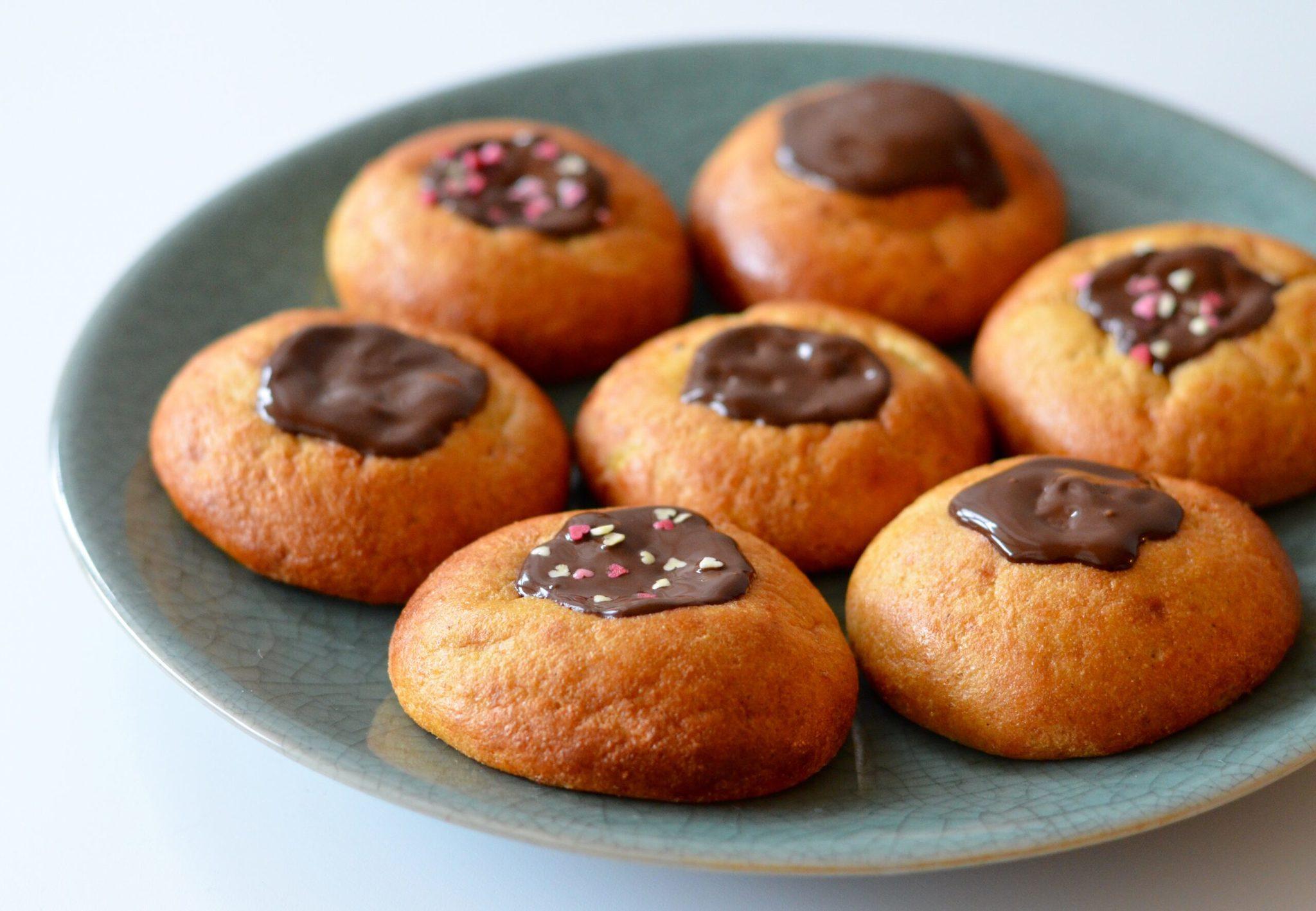 Low carb fastelavnsboller med creme - sukkerfri og glutenfri