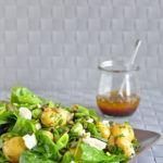 Frisk kartoffelsalat med spinat 2