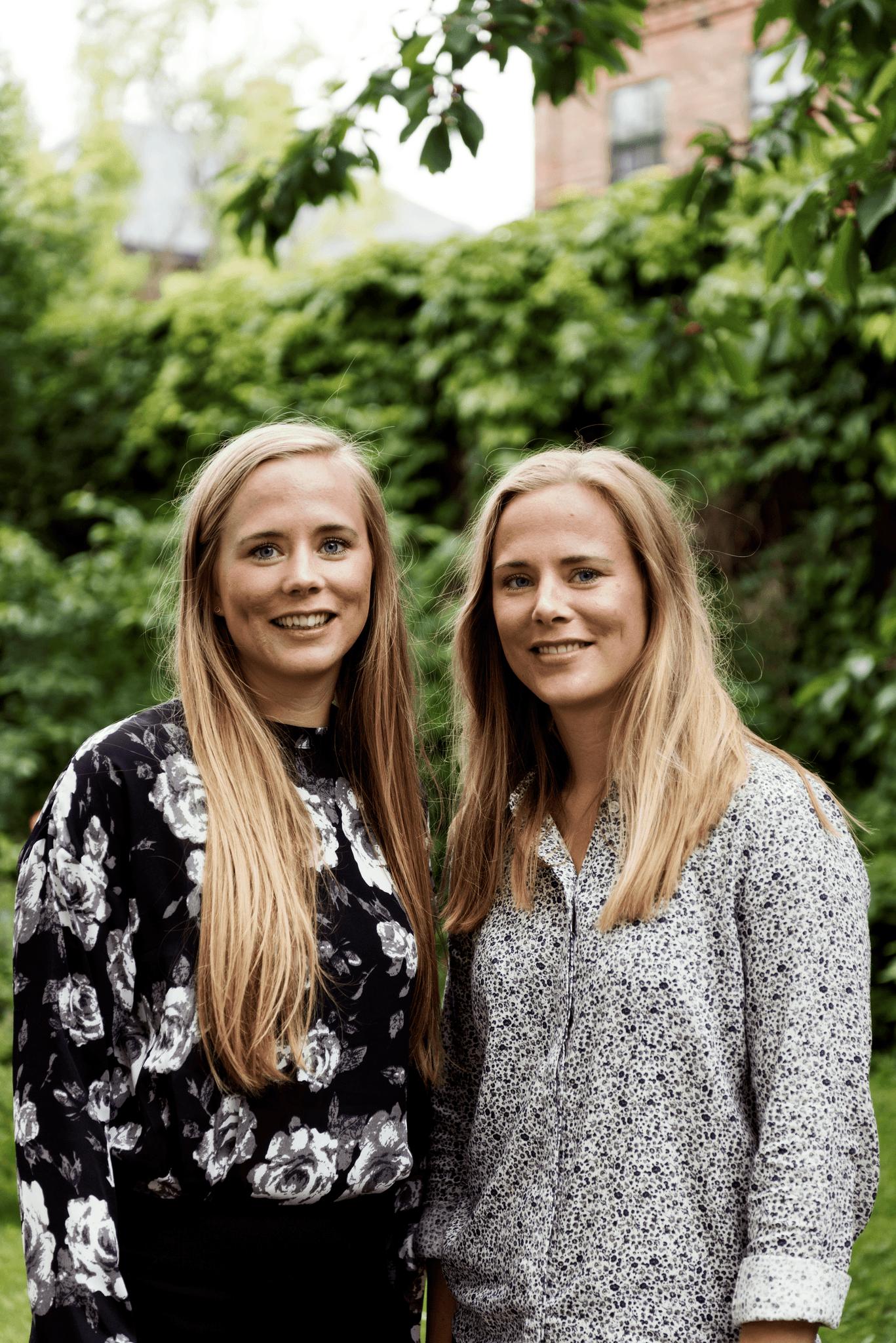Christine og Laura fra Twin-food