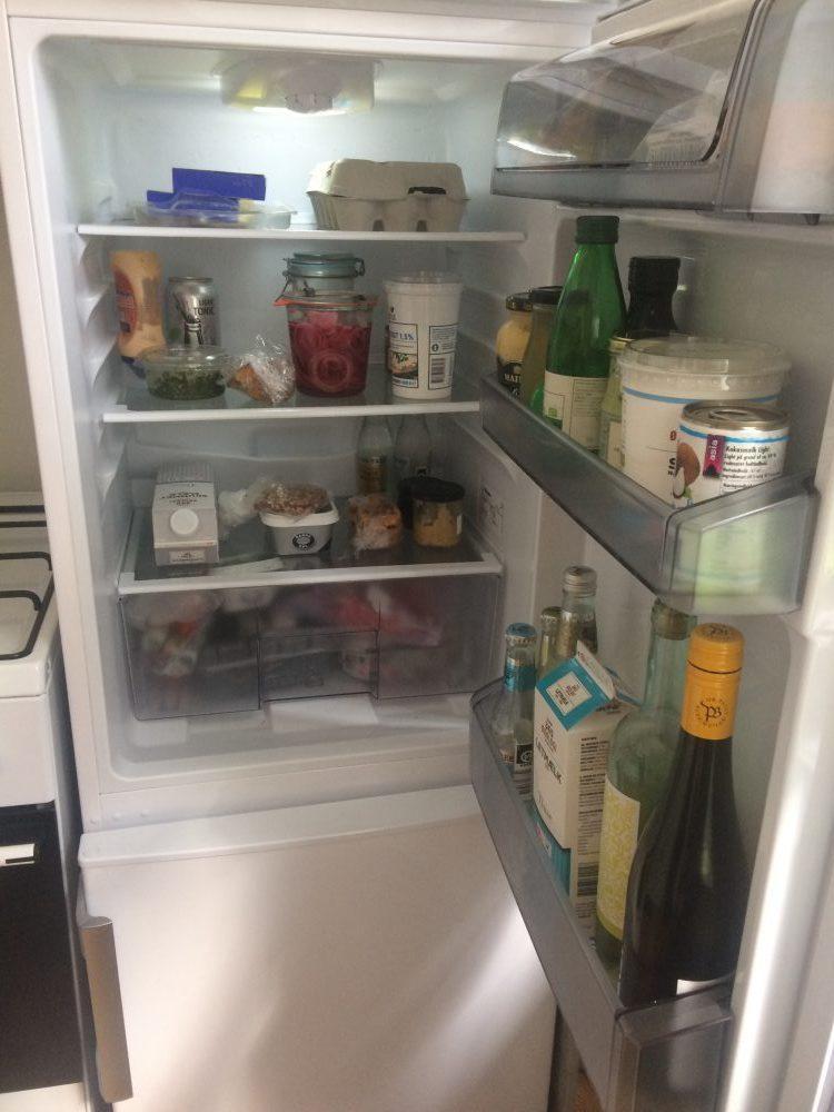 Vis dit køleskab - Christine og Laura fra Twin-food 4