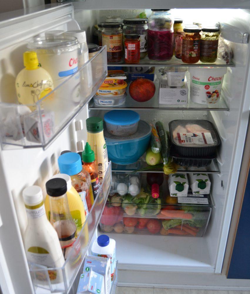 Vis dit køleskab - Anna Nordenlund, Groedgrisen.dk
