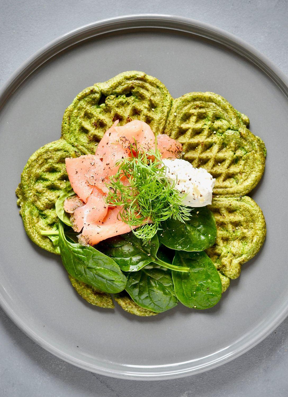 spinatvafler-med-laks
