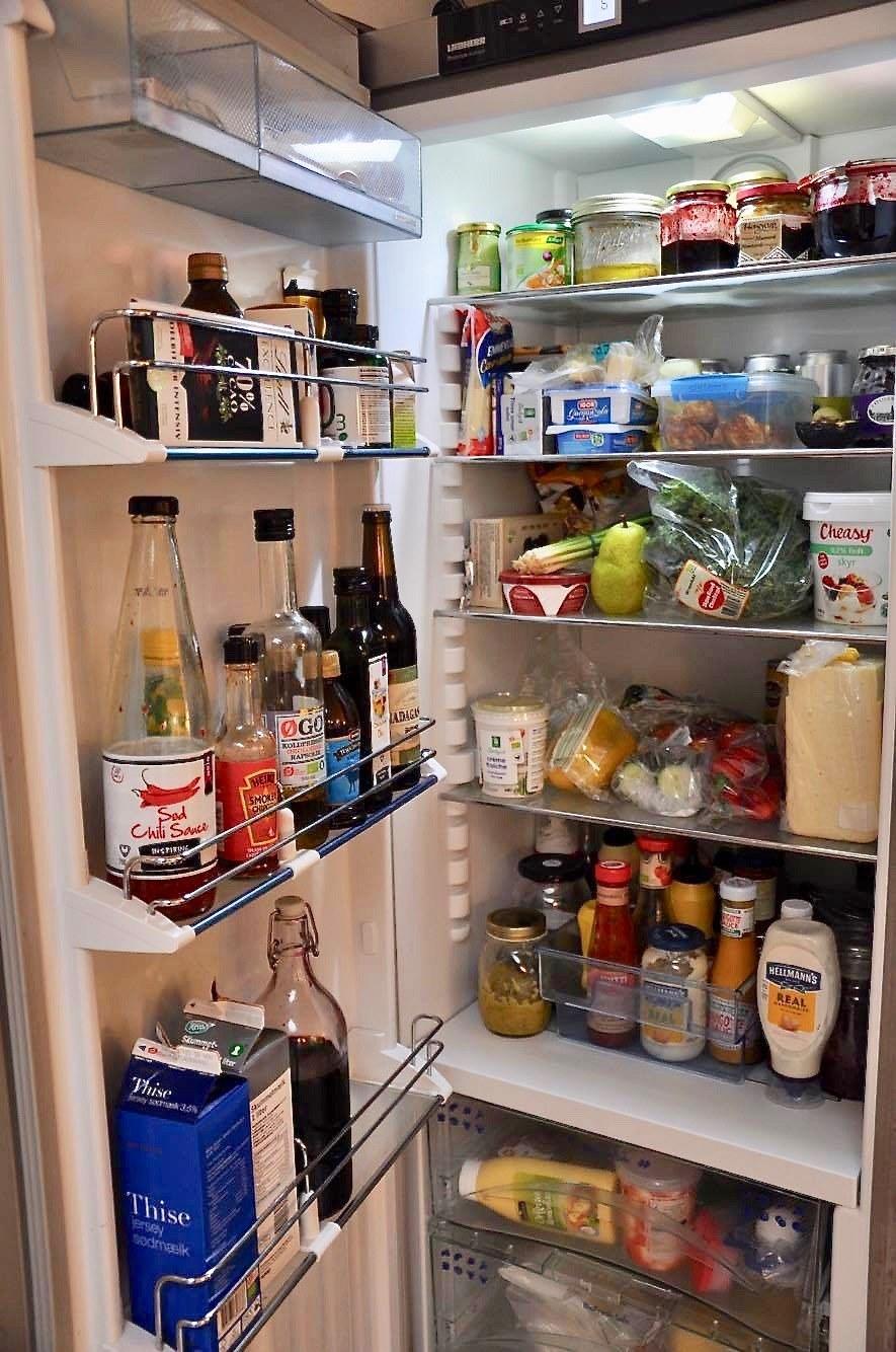 Vis dit køleskab - Eva Wagner, Evas køkken 2