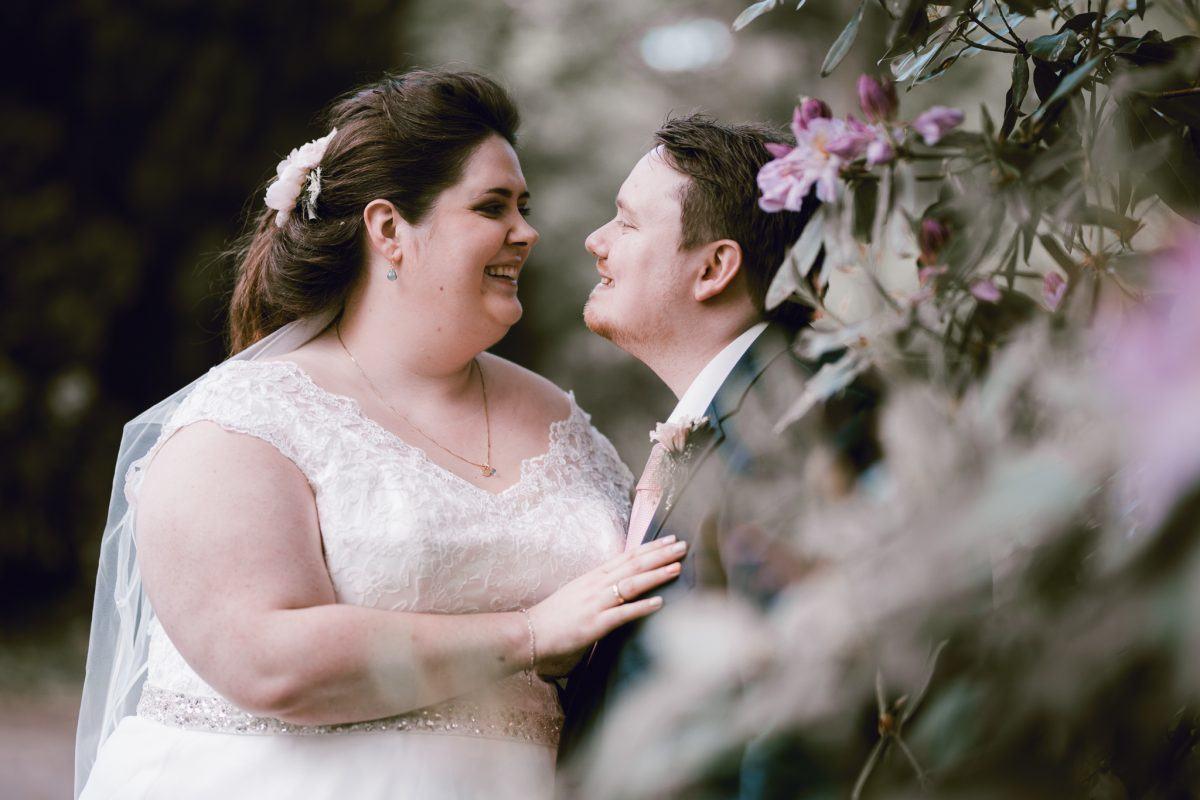 Bryllups billeder - del 1