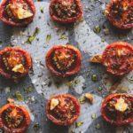 Langtidsbagte tomater - Søde semidried tomater
