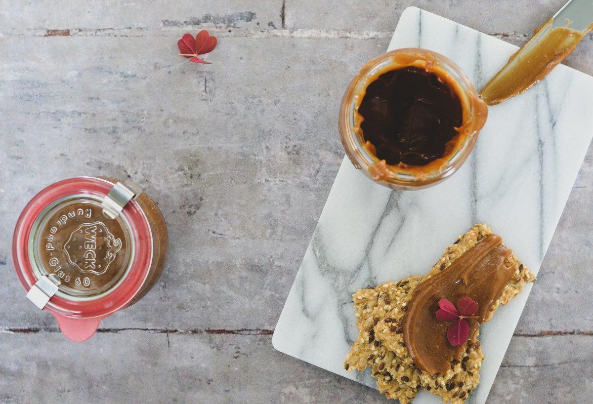 Cashew spread - Smørbar cashewcreme med et strejf af Nespresso kaffe