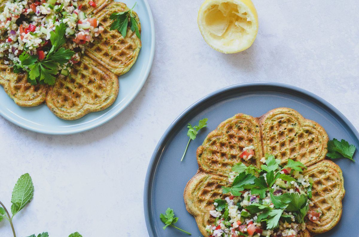veganske-Falaffelvafler-med-tabouleh-salat_mariasilje
