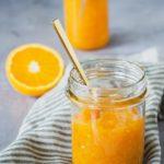 Appelsinmarmelade med gulerod