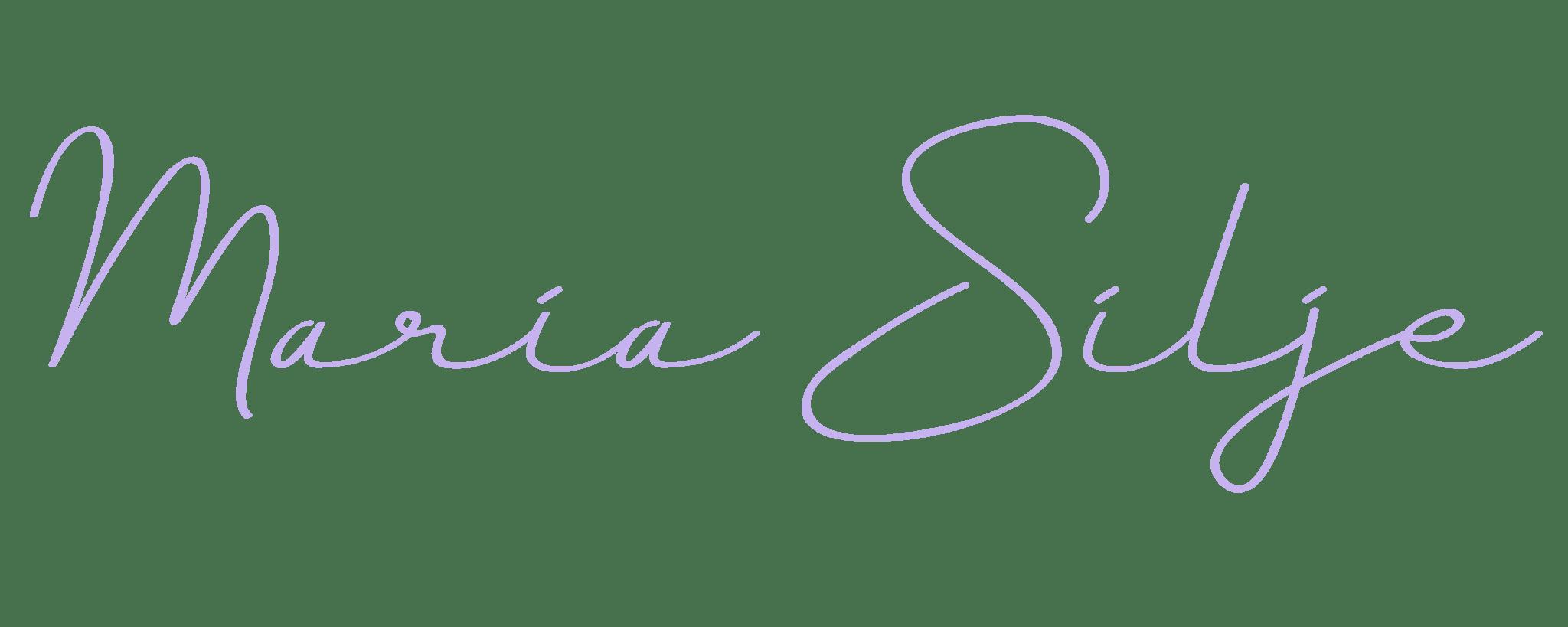 Maria Silje | Mad blog