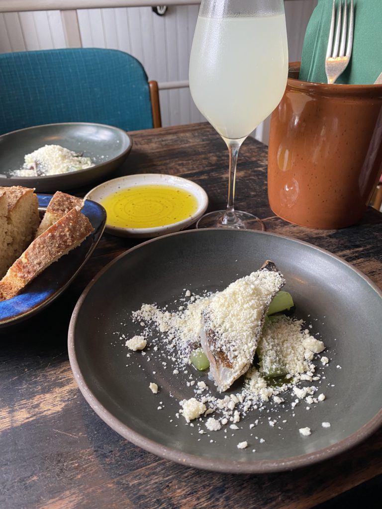 Bar Razapaz - Makrel med peberrod
